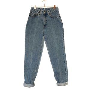 Levi's 512 Mom Jeans Vintage Slim Fit Tapered Leg